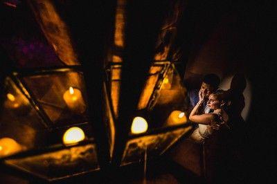 Matrimonio en San Francisco de Borja y Casa de Campo La Reina {Ivy + Pablo} - Fotógrafo matrimonio Santiago, Viña, Concepción