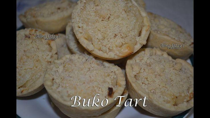 Buko Tart