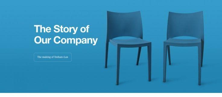 Web Design Inspiration - http://cssgold.com/teehanlax/