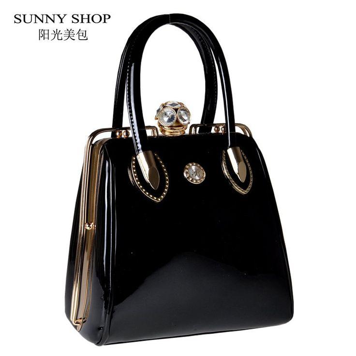 ==> [Free Shipping] Buy Best SUNNY SHOP Fashion Skull Diamonds Women Bag Crystal Ladies Evening Bag Bride Tote Bag Women Wedding Handbag Brand Designer Online with LOWEST Price | 32394418910