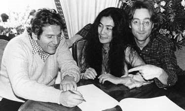 Former #Beatles, Stones Manager Allen Klein Succumbs to #Alzheimers #celebdx