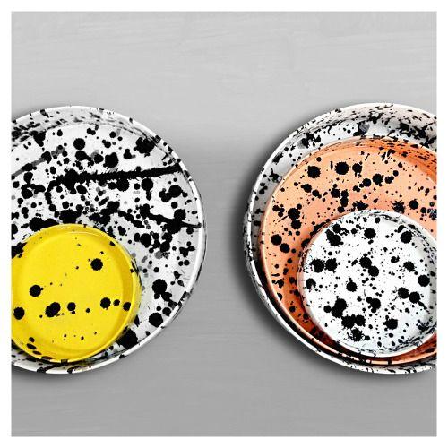 Masayoshi Oya - Ceramic plates