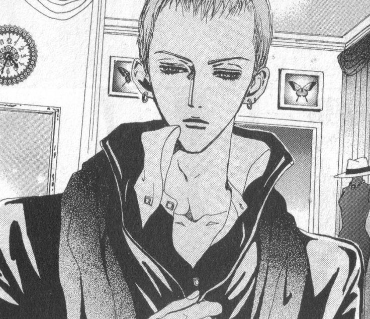 Nana Manga Future: Page 2 Of 2 - Zerochan Anime Image Board