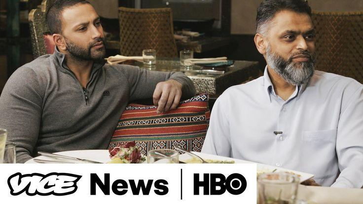 Guantanamo Ex-Detainees Reunion: VICE News Tonight on HBO (Full Segment)