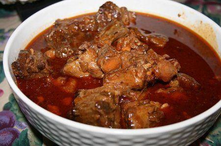 Суп с бычий хвостик