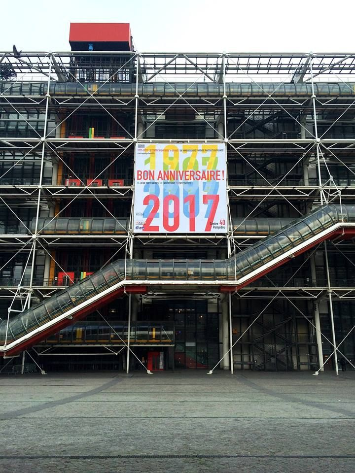 "Renzo Piano Building Workshop ""Mi piace"" aggiunto alla Pagina · 7 ore fa ·    [EVENT] This year, the Centre Pompidou is celebrating its 40th Anniversary! On that occasion, many cultural events are organized in 40 cities of France, from January to December 2017. See the schedule here:"