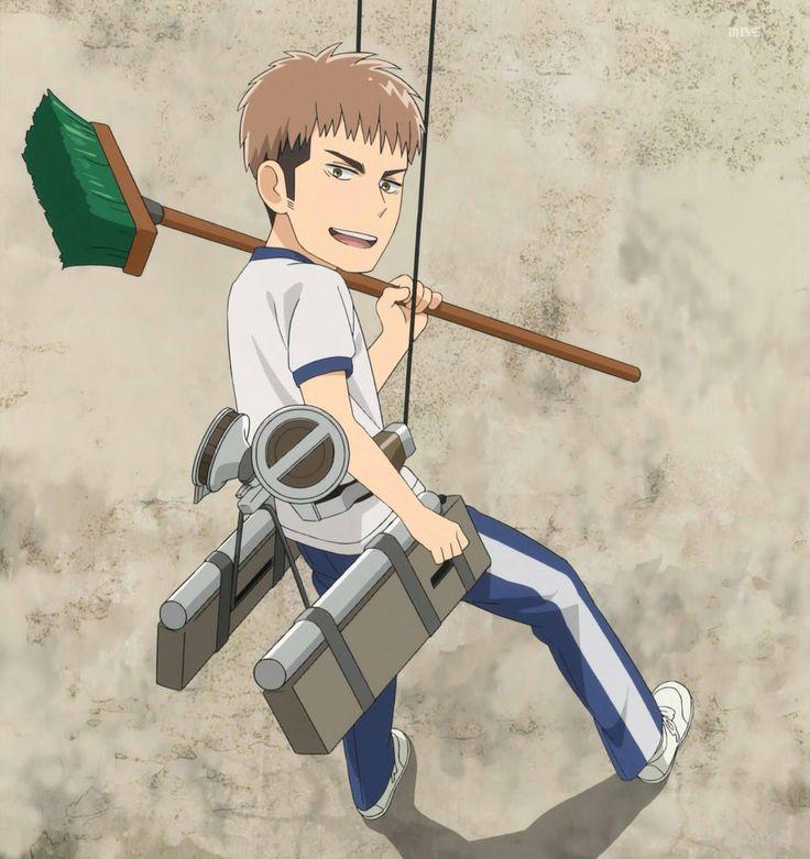 116 Best Shingeki!Kyogin Chuugakkou Images On Pinterest