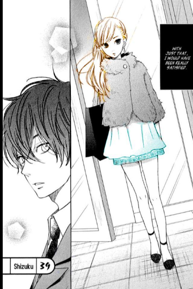 haru amp shizuku his face so cute this was such a