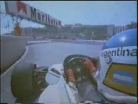 Carlos Reutemann - Onboard Monaco 1970s - YouTube