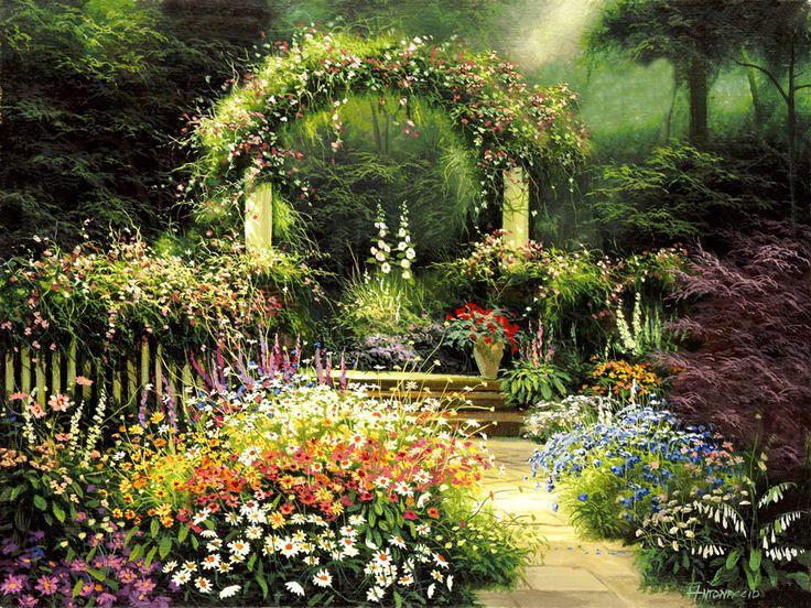самом сад моей души фото воплощает экране разноплановые