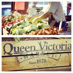 Queen Victoria Market (Melbourne, Australia) | 35 Food Markets Around The World To Put On Your Travel Bucket List #TravelIdeas
