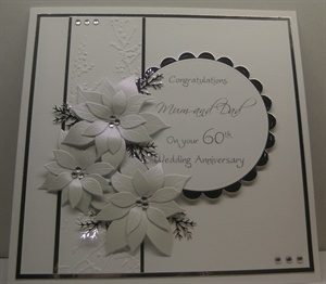 Diamond Wedding card by: MissyG