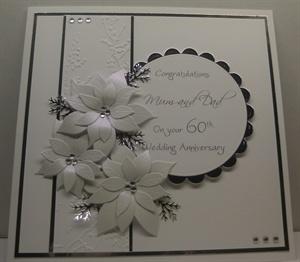Diamond Wedding card by: MissyG