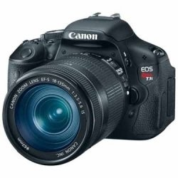 Canon T3i will be a quite familiar name for a Canon camera that you will hear it popular in North America. This camera will also be called as...