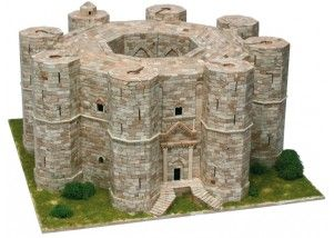 Castel del Monte scala 1:150