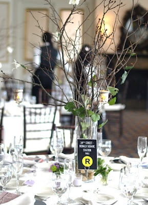 Tashi and Bobo: NYC Themed Wedding