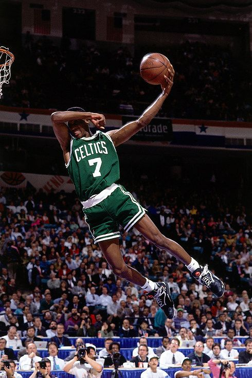 Buzzfeed: The Most Epic NBA Dunk Contest Photos Ever Taken Team Celtics        CodeBlack Sports