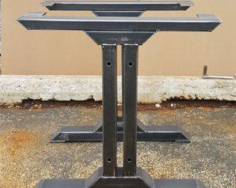 Modern Dining Table X Legs Model TTS09C Heavy