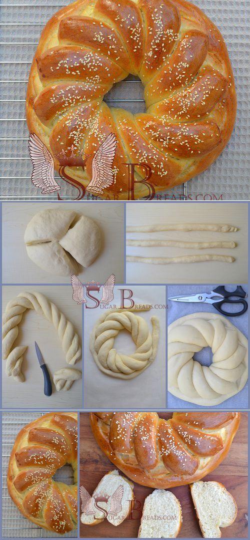 Калач | Sugar & Breads in Russia | Хлеб | Постила