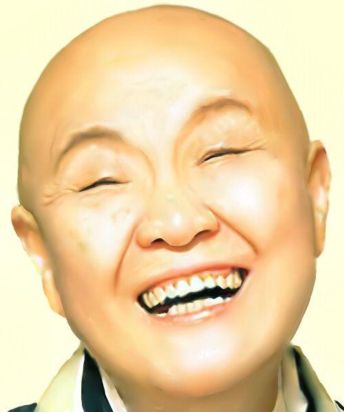 菩薩様のような微笑み・瀬戸内寂聴大先生。
