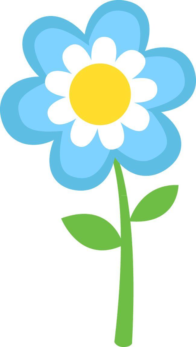 Spring flower images clip art