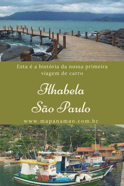 Ilhabela é um paraíso paulista e neste post contamos a aventura desta nossa primeira viagem de carro para o litoral de São Paulo.