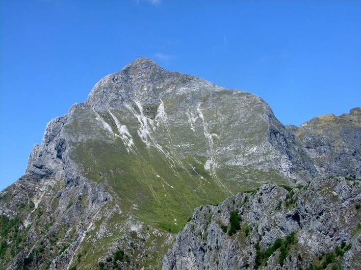 PANIA DELLA CROCE - Alpi Apuane  If you LIKE #Tuscany see more photos on   www.facebook.com... pinned with Pinvolve