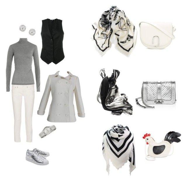 Power of accessories by niki-1hourforme on Polyvore featuring Velvet, Alexander Terekhov, R13, adidas Originals, Rebecca Minkoff, Betsey Johnson, 3.1 Phillip Lim, Calvin Klein, Accessorize and Black