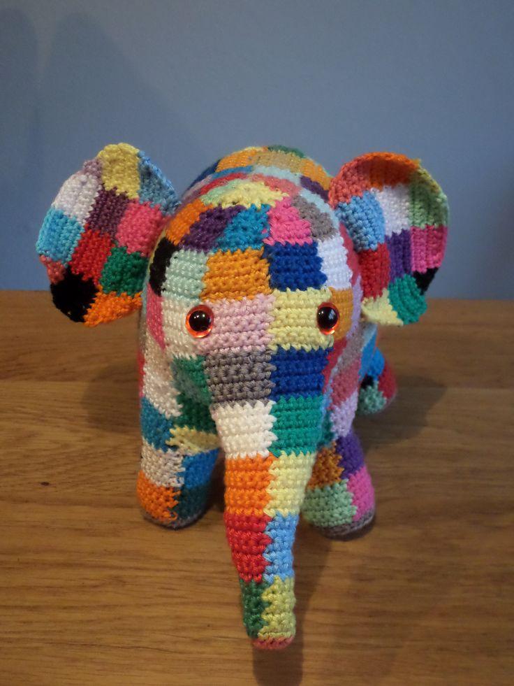 Elmer de olifant.eigen ontwerp