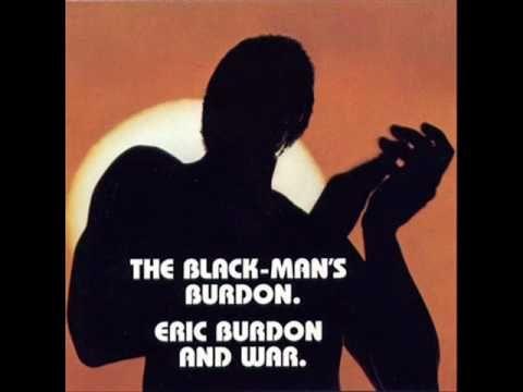 ▶ Eric Burdon & War - Nights in White Satin Medley (Part 1) - From LP 'The Black-Man's Burdon'