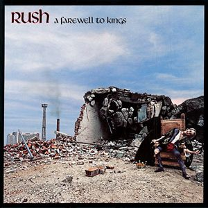 Rush: A Farewell to Kings, 1977. The fifth studio album by Canadian rock band Rush, released in 1977. It was recorded at Rockfield Studios in Wales, and mixed at Advision Studios in London.