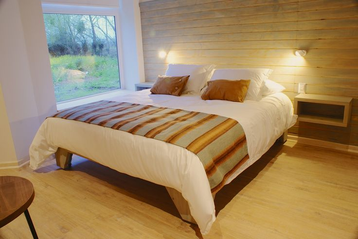 Nuestras habitaciones en www.barricalodge.cl - interior design.