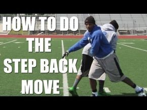 Wide Receiver Footwork and Ball Drills- WR David L - YouTube