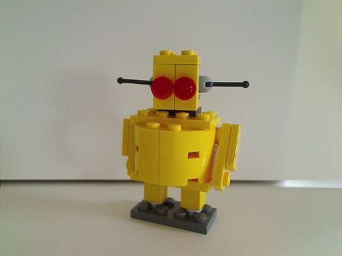 Lego Instructables Robot