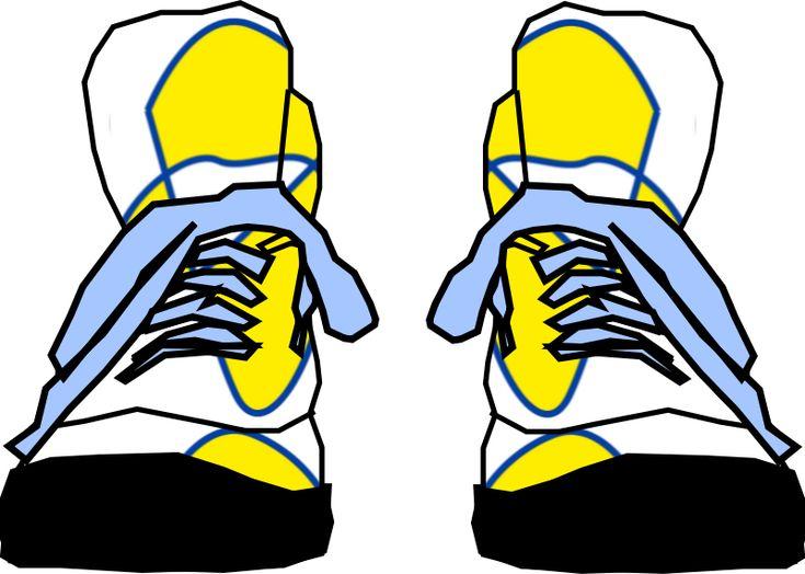 Hightop Sneakers by gingercoons -
