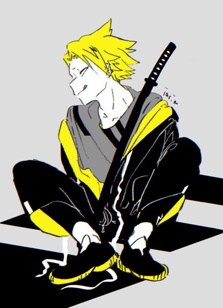 My Hero Academia - Kaminari Denki
