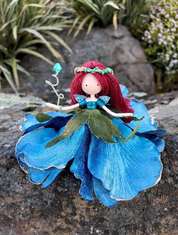 736 best Fairy love images on Pinterest | Fairy dolls, Flower ...