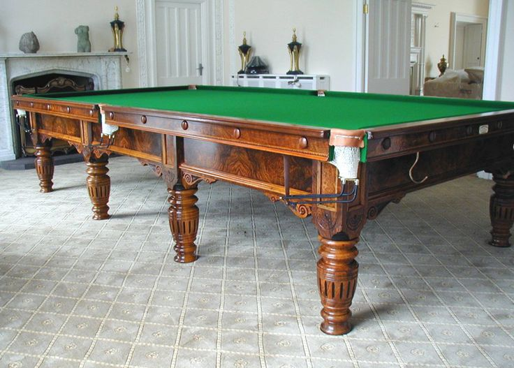 Bar billiard table dimensions woodworking projects plans for Pool table plans