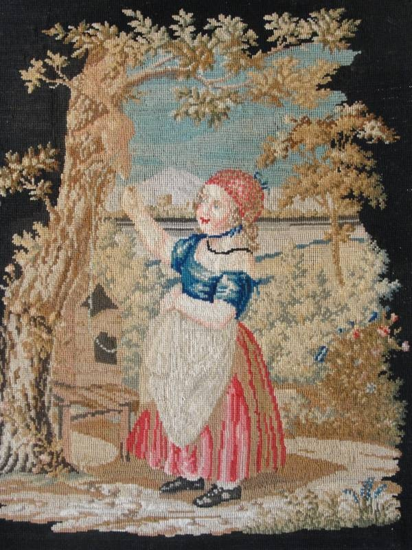 victorian needlepoint the colours are so alive