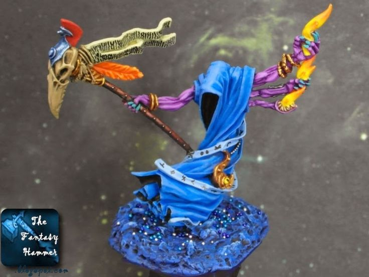 Changeling of Tzeentch