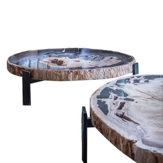 Yellowstone coffee table by LA FIBULE - Dering Hall