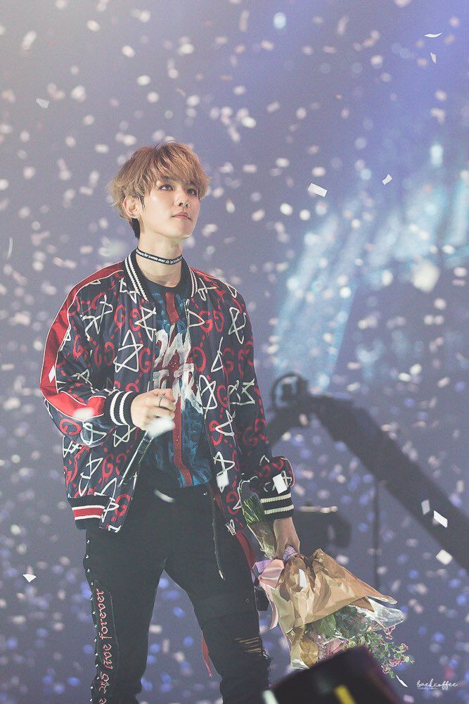 "HAPPY BIRTHDAY YOU GORGEOUS MAN (May 6)             "" baekcoffee 