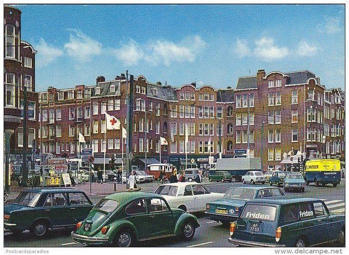 Zeilstraat Amsterdam (jaartal: 1970 tot 1980) - Foto's SERC