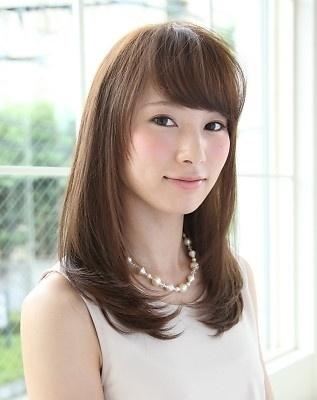 『ストレートスタイル指名率NO,1』のセミロングスタイル☆ | HOULe(ウル)のヘアスタイル・髪型 - 美美美コム