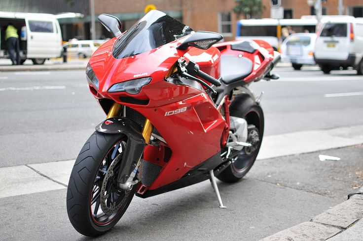 *** Ducati 1098 S.