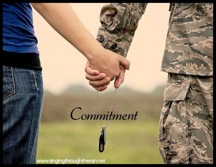 """""""A Military Wife's Promise"""""""