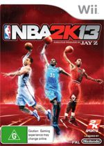 NBA 2K13 (preowned)