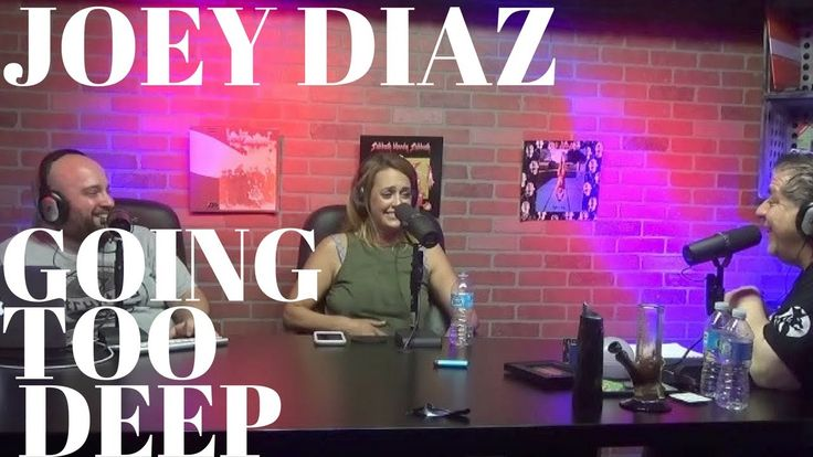 Joey Diaz - Sarah Tiana Goes Too Deep on Stars