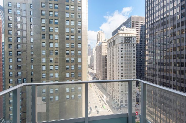 View Of Magnificent Mile And Willis Tower All From Home Apartments For Rent Apartment Furnished Apartment
