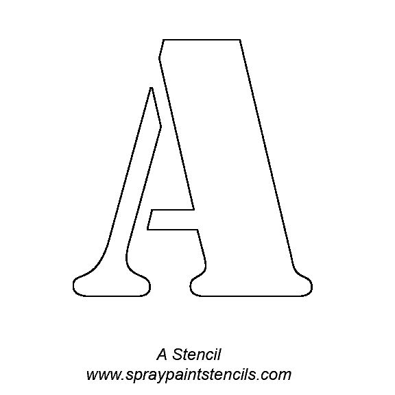 letter stencils to print spray paint stencils for any occasion and alphabet 23164 | debac3bd33f19073c38ab70bc0d26586